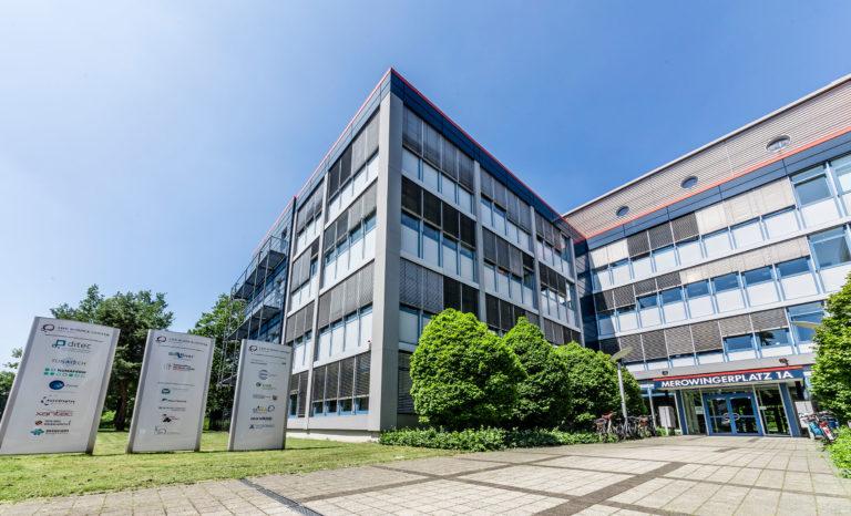Vorstellung des Technologie- und Gründerzentrums DITEC