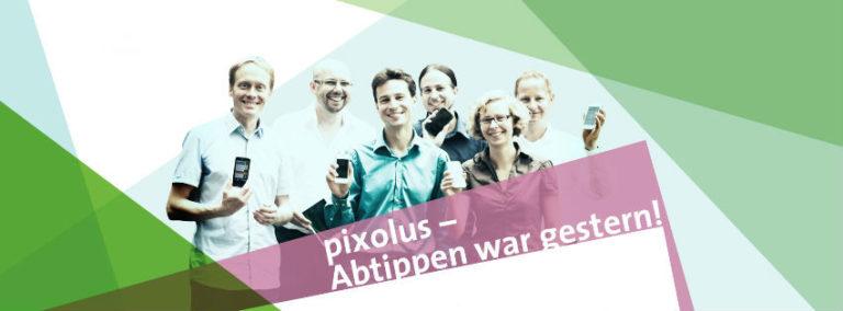 pixolus mit neuen Apps für Hausmeister und Privatkunden
