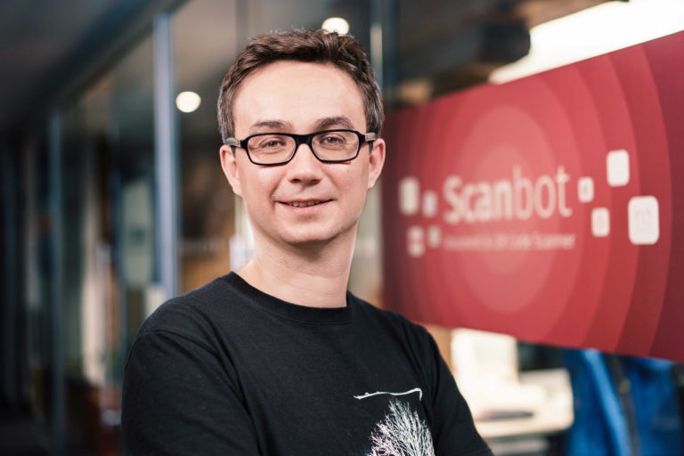 Christoph Wagner von Scanbot