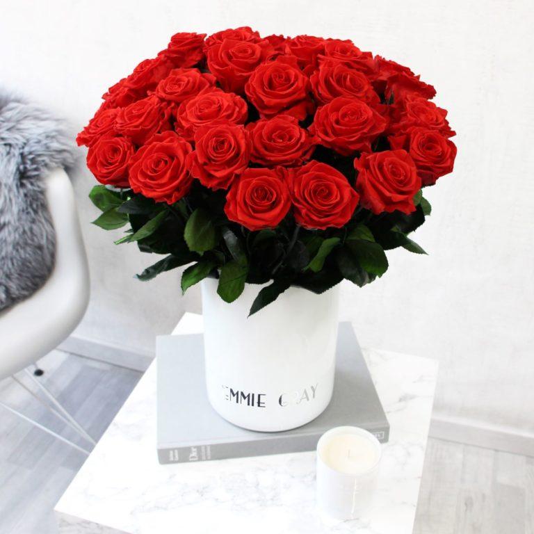 EMMIE GRAY – echte Rosen die ewig blühen