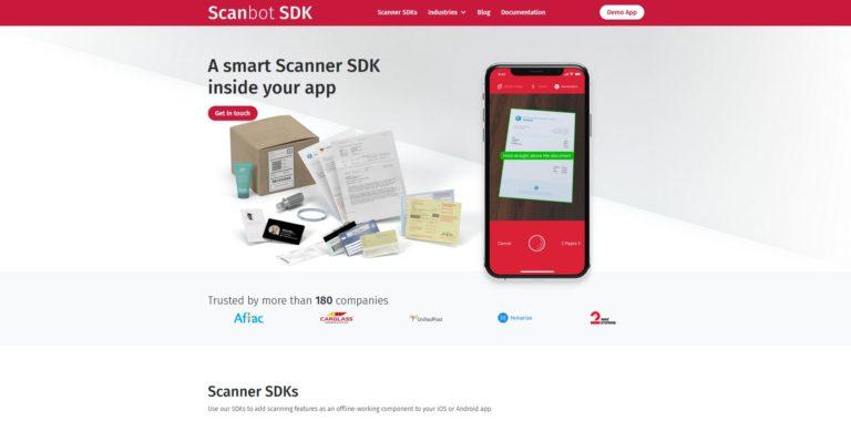 Scanbot – macht aus Deinem Smartphone einen Scanner