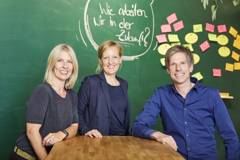 Zur Goldenen Idee – das neue New Work Lab in Düsseldorf