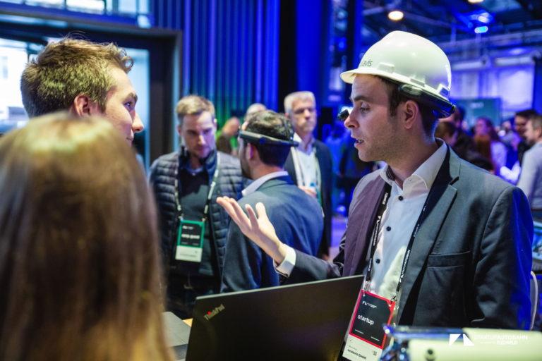 oculavis – verbindet Menschen und Maschinen, damit Probleme an Maschinen und Anlagen schneller und besser gelöst werden können