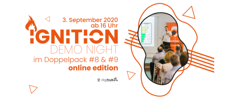 IGNITION DEMO NIGHTBATCH #8 UND #9 am 03.09.2020