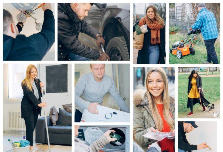 Helpmade – der Online-Marktplatz für private Micro-Jobs