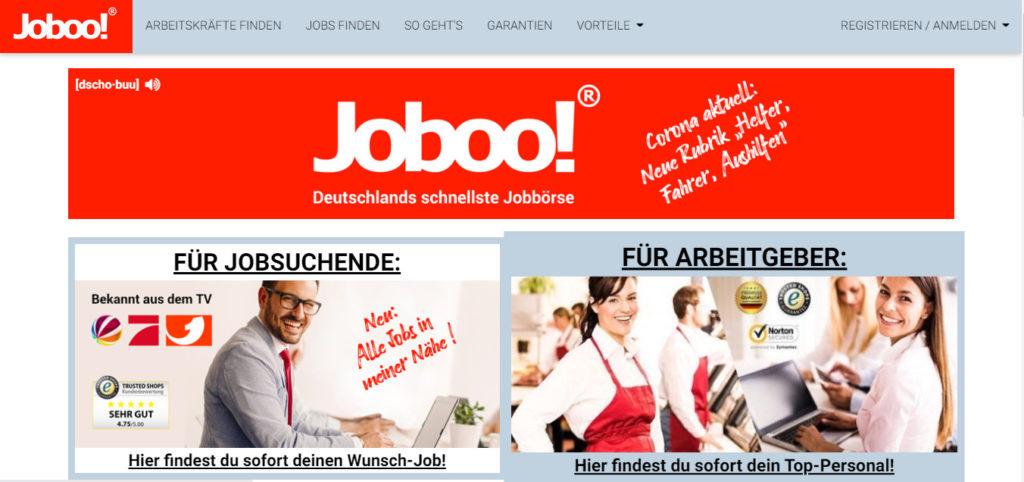 JOBOO! im Employer Portrait