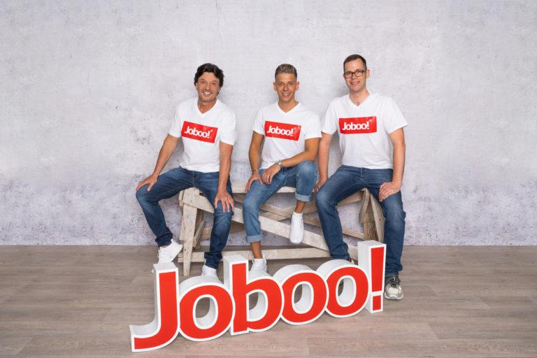 JOBOO! – die schnelle Jobbörse