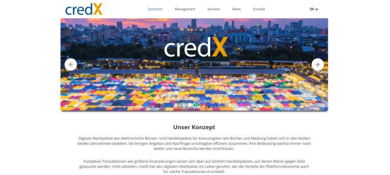 Weiterer strategischer Investor für credX AG: Dominik Schiener beteiligt sich an dem Fintech