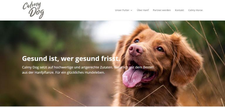 Futter für Hund und Pferd – natürlich mit Hanf und CBD!