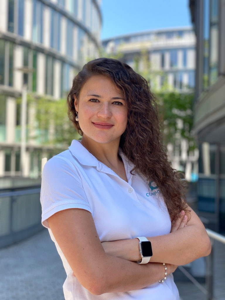 Paula Vorbeck von Compounder